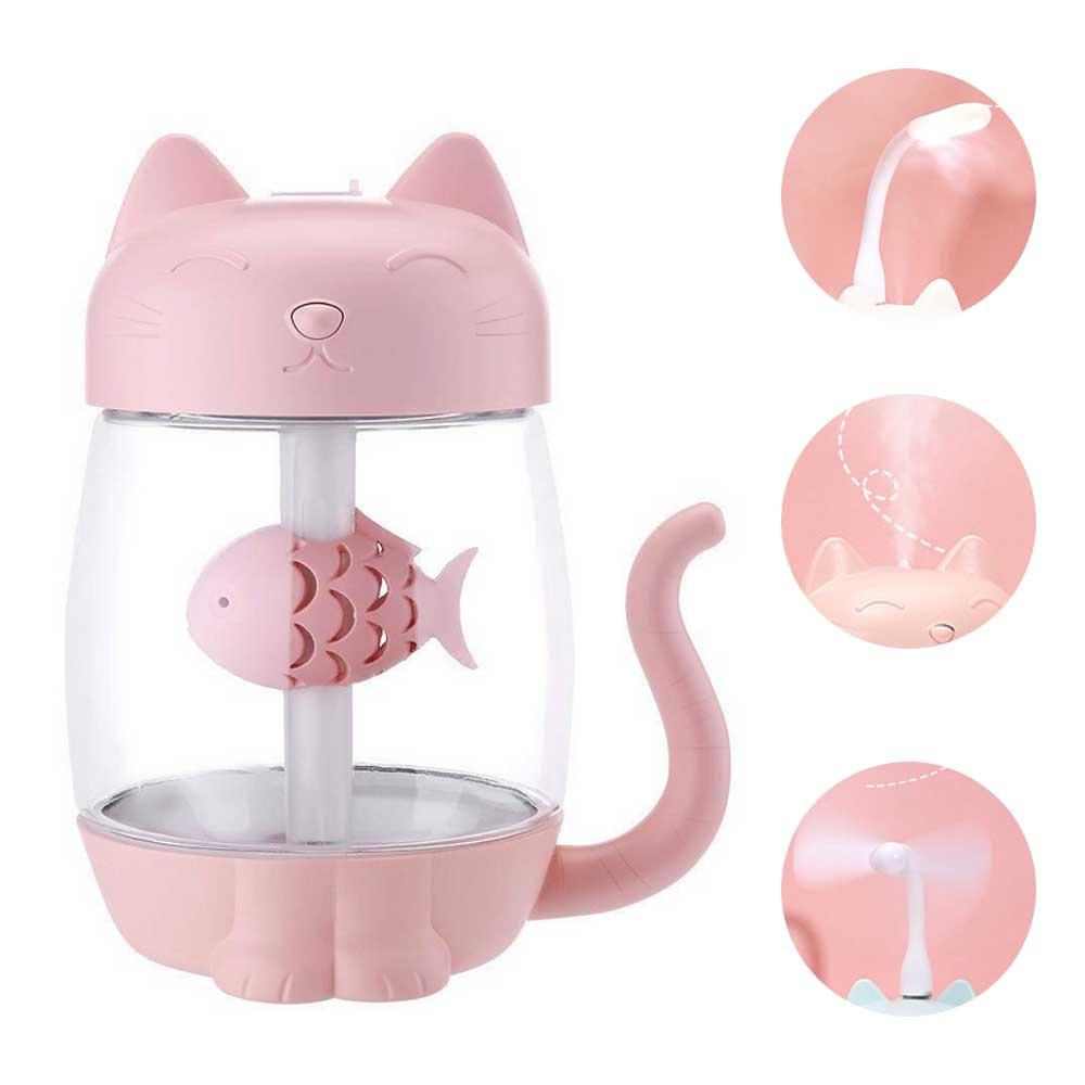 Creative Cute Pet Cat Humidifier